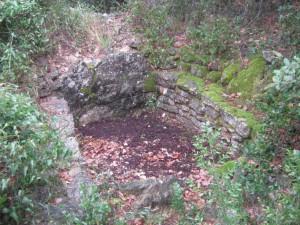 n° 2 dolmen des muraires