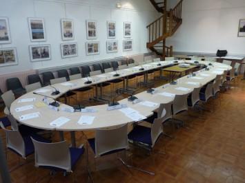Prochain conseil municipal : Jeudi 14 décembre 2017