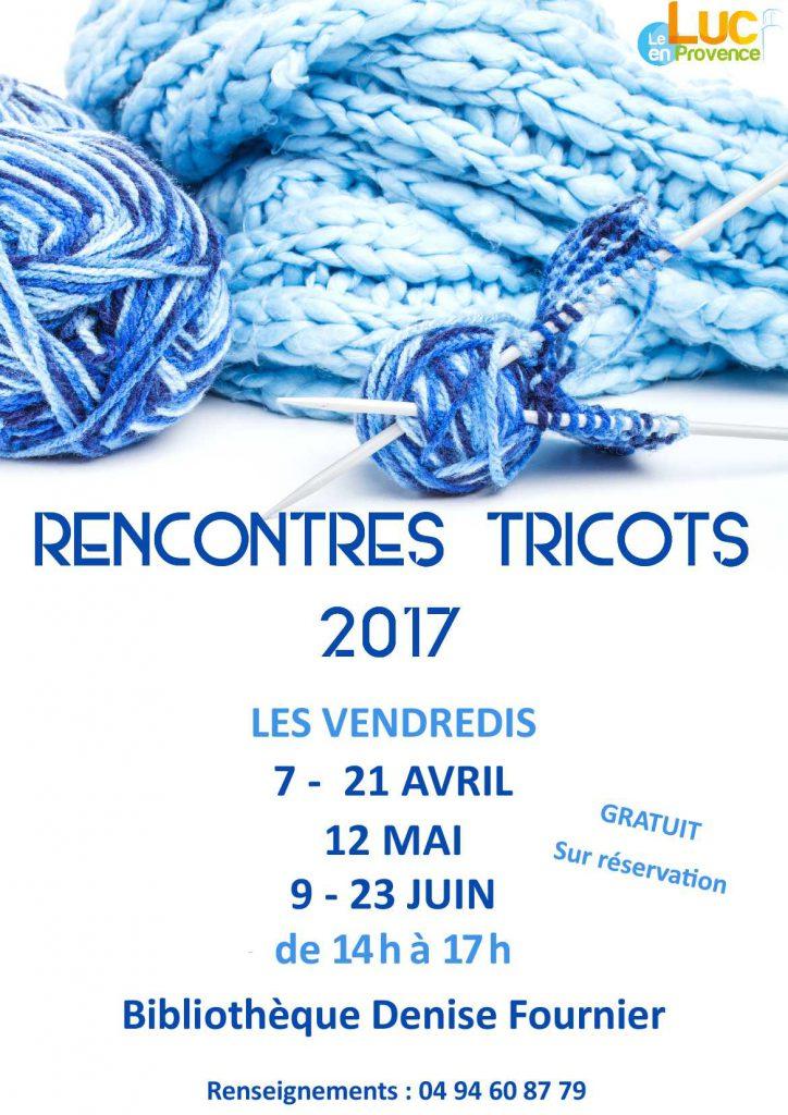 Vendredi 23 juin, Atelier tricots