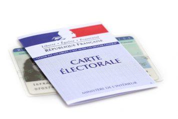 CARTES ELECTORALES