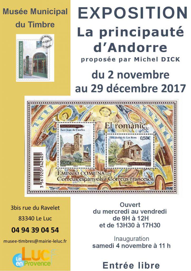 Jusqu'au 29 décembre, exposition La principauté d'Andorre