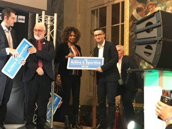 La ville obtient son second label « Ville Active et Sportive »