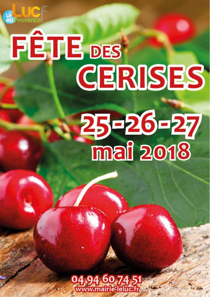 Du 25 au 27 mai, Fête des Cerises