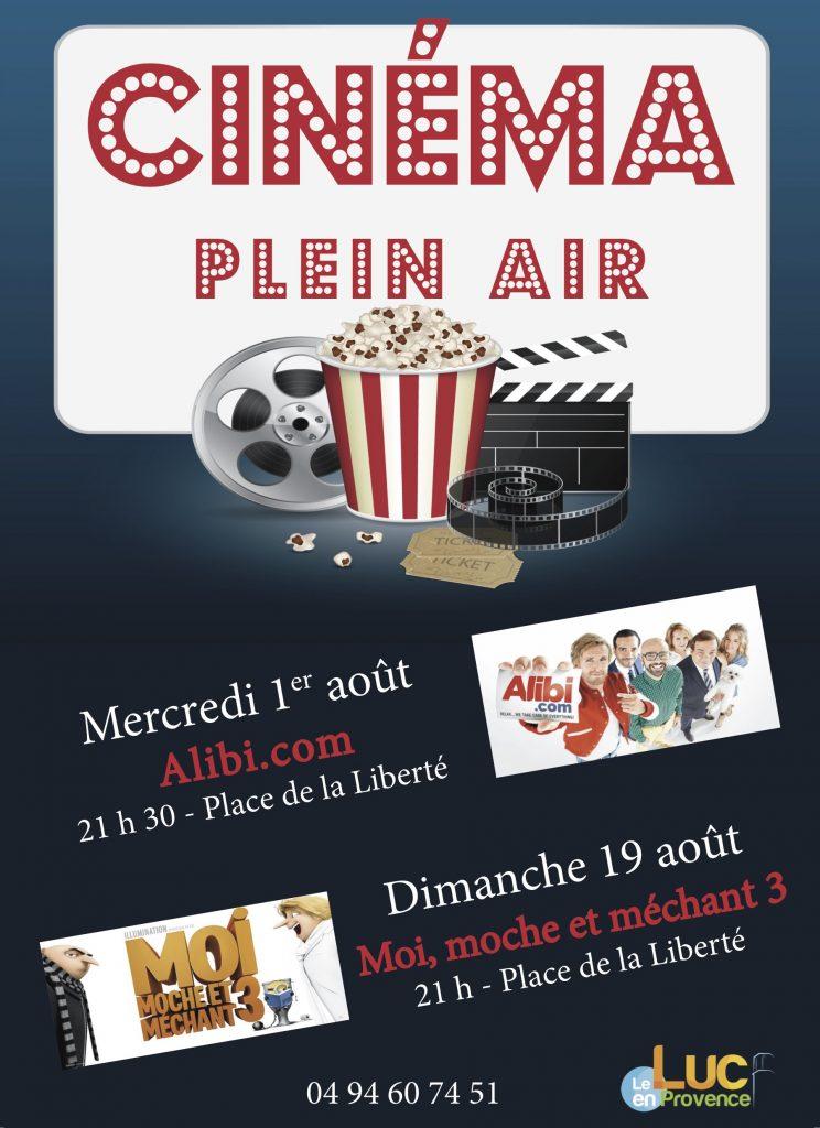 Dimanche 19 août, Cinéma en plein air « Moi, moche et méchant 3 »