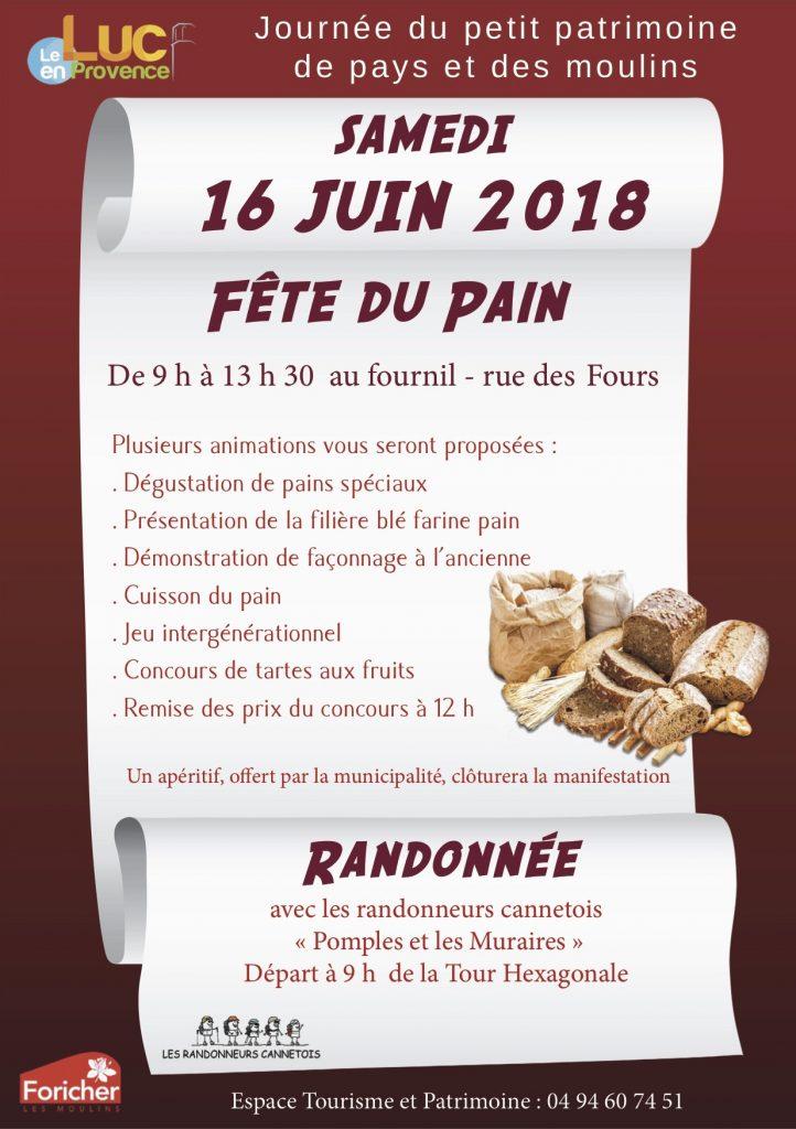 Samedi 16 juin, Journée du Petit Patrimoine et des moulins
