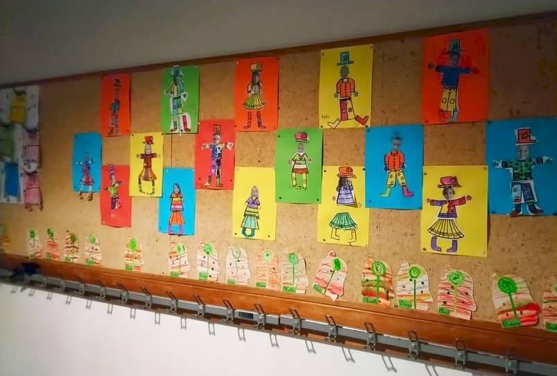 Inauguration de deux nouvelles salles de classe de maternelle à l'école René Char