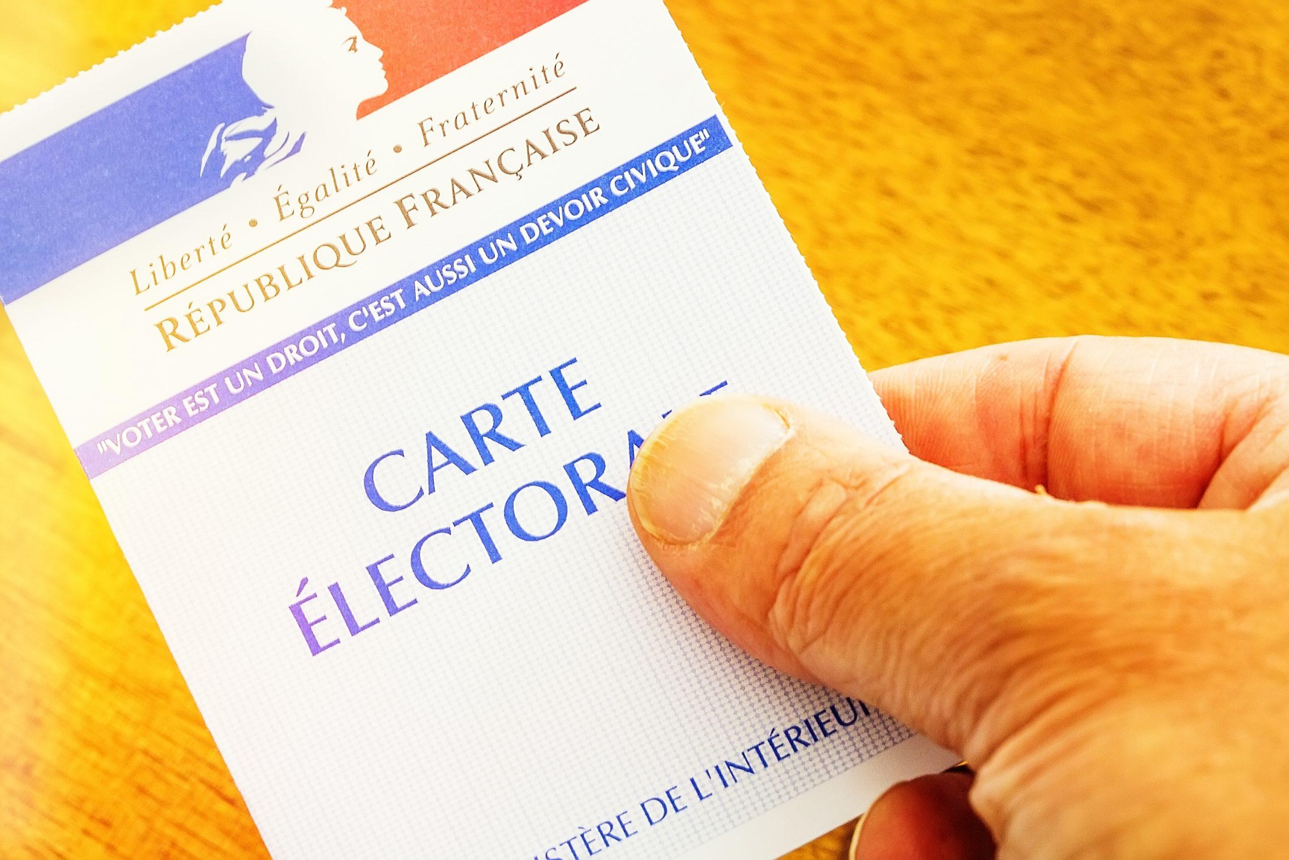 20 février : réunion de la commission de contrôle de la liste électorale