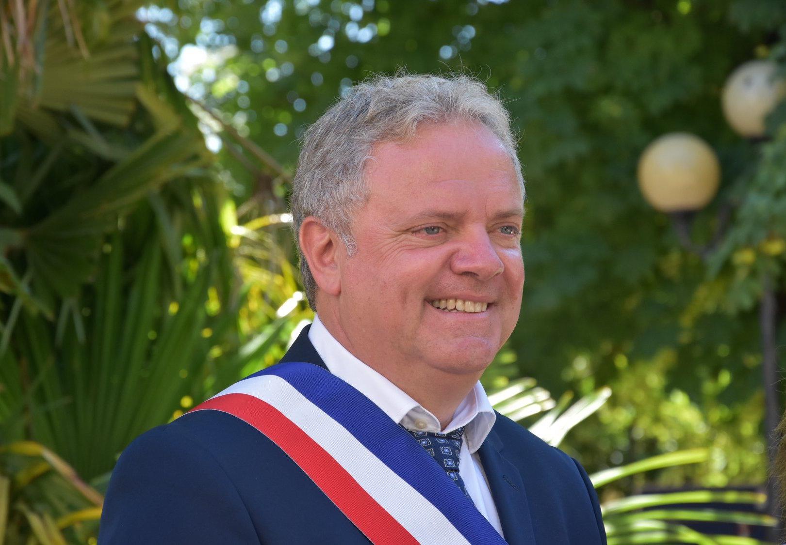Election du maire du Luc-en-Provence