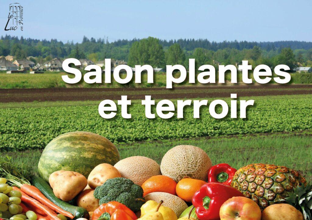 APPEL À CANDIDATURES : SALON PLANTES ET TERROIR