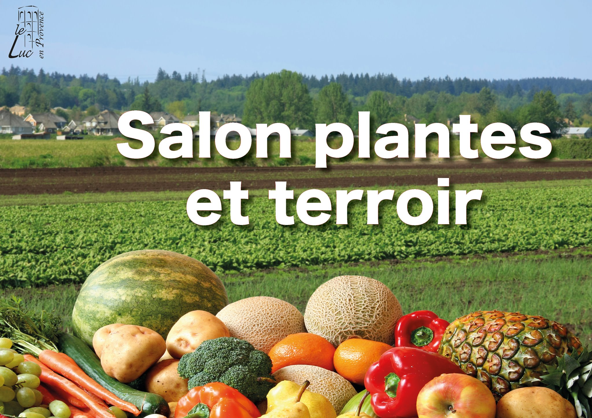 APPEL À CANDIDATURES : SALON PLANTES ET TERROIR
