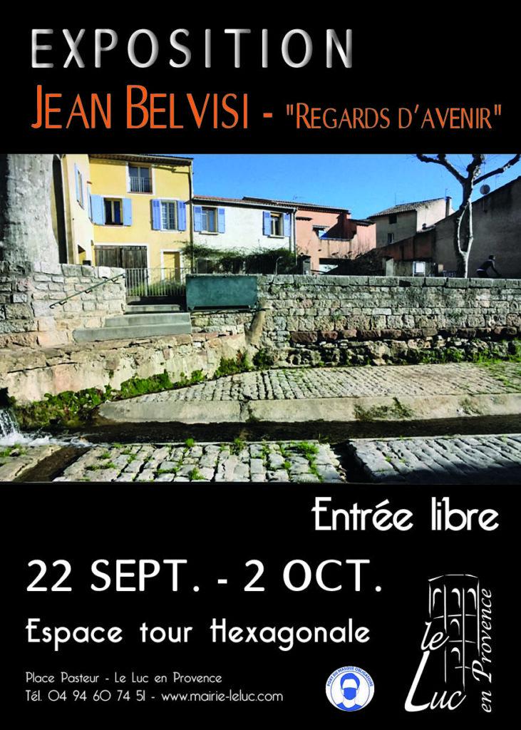 Du 22 sept. au 2 oct. – Exposition Jean Belvisi